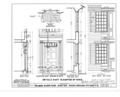 Gilman Garrison, Water and Clifford Streets, Exeter, Rockingham County, NH HABS NH,8-EX,2- (sheet 24 of 38).png