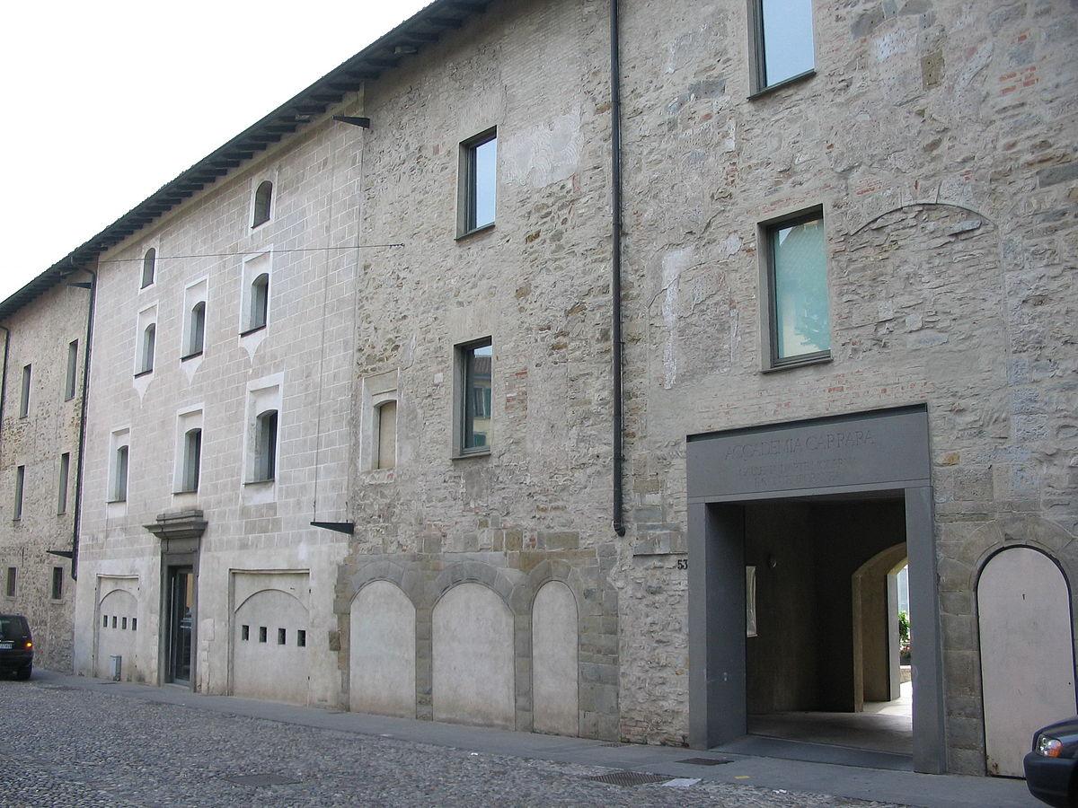 Galleria d 39 arte moderna e contemporanea wikimedia commons for Galleria carrara bergamo