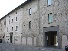 Galleria d\'arte moderna e contemporanea (Bergamo) - Wikipedia