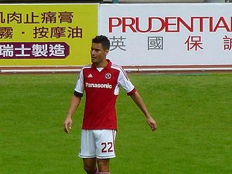 Giovane Alves da Silva - Giovane playing for South China