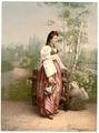 Girl of Sarajevo, Bosnia, Austro-Hungary-LCCN2002710703.tif