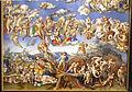 Giulio clovio (ambiente), giudizio universale (da michelangelo, prima delle censure), 1570 ca., pergamena 04.JPG