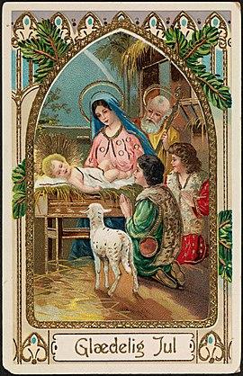 božićn čestitke Božićna čestitka   Wikipedia božićn čestitke