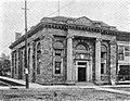 Glazier Memorial Building Chelsea MI c1915.jpg