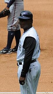 Glenallen Hill American baseball player and coach
