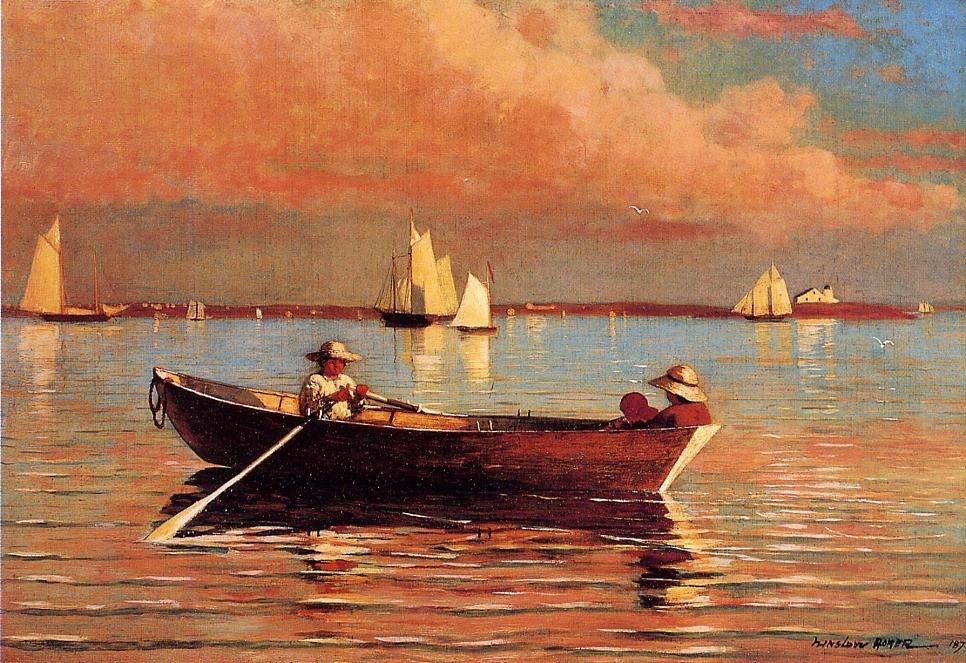 Gloucester Harbor Winslow Homer 1873.jpeg