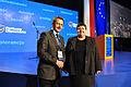 Gościem na konwencji programowej była Henryka Krzywonos - Strycharska (6133590250).jpg