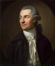 Leopold Friedrich Günther von Goeckingk, Gemälde von Ernst Gottlob nach Anton Graff, 1785, Gleimhaus Halberstadt (Quelle: Wikimedia)