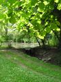 Goettingen-Weende - Teich im Klosterpark.png