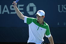 Golubev 2009 US Open 01.jpg
