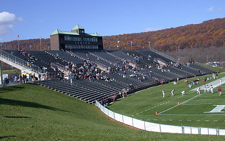 Goodman Stadium on the Murray H. Goodman Campus. Goodman Stadium.JPG