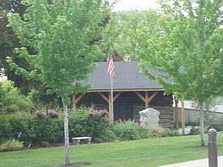 Miles Goodyear Cabin United States historic place