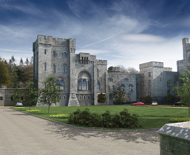 http://upload.wikimedia.org/wikipedia/commons/thumb/6/6f/Gosford_Castle_3.jpg/734px-Gosford_Castle_3.jpg