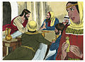 Gospel of John Chapter 12-1 (Bible Illustrations by Sweet Media).jpg