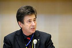 Gote Wahlstrom (S) Sverige.   Den nordiske rækkes session i STockholm 2009. jpg