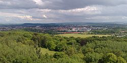 Gotha Blick vom Bürgerturm.jpg