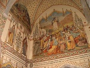 Dalhem Church - Image: Gotland Dalhems kyrka 10