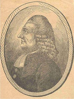 Gotthard Friedrich Stender - Gotthard Friedrich Stender, 1753