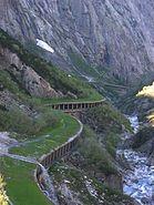 Gotthard Nordrampe