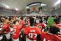 Governor Visits University of Maryland Football Team (36113935733).jpg