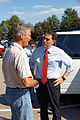 Governor of Wisconsin Scott Walker (and Scott Brown) at Seacoast Harley Davidson in North Hampton NH on July 16th 2015 by Michael Vadon 10.jpg