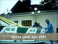 Fil:   Den grønne Lund Hully-Gully, Dansbanan 1987. webm
