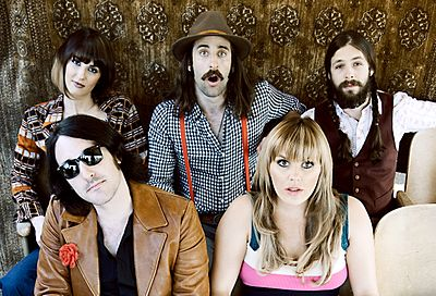 Picture of a band or musician: Grace Potter And The Nocturnals