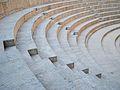 Grades del teatre romà de Sagunt.JPG