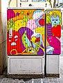 Graffiti Kaiser-Joseph-Straße (Freiburg im Breisgau) jm83543.jpg