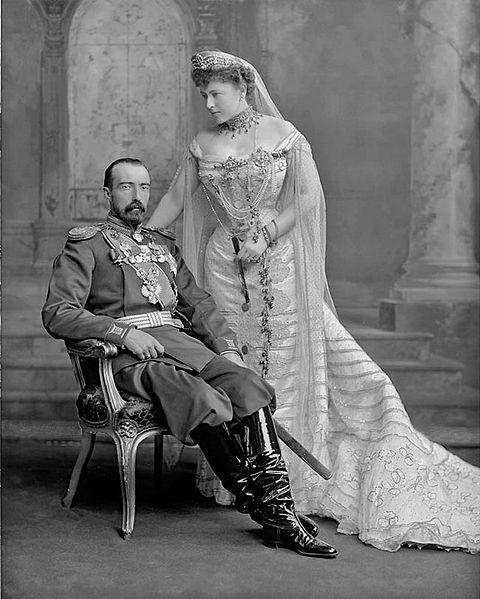 Gran Duque Miguel Mijáilovich de Rusia 480px-Grand_Duke_Michael_Mikailovich_of_Russia_and_his_wife