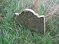 Gravestone dated 1742 - geograph.org.uk - 1462476.jpg