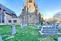 Graveyard and Apse of Trinity Episcopal, Princeton.jpg