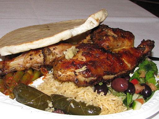 Greek Food (2874648940)