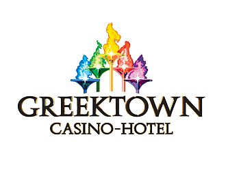 Greektown Casino-Hotel - Image: Greektown logo 1