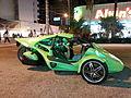 Green car in Miami Beach 01.jpg