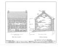 Grumblethorpe Tenant House, 5269 Germantown Avenue, Philadelphia, Philadelphia County, PA HABS PA,51-GERM,24- (sheet 3 of 9).png
