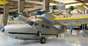 Grumman Widgeon, Naval Aviation Museum, Pensacola, Florida.jpg