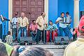 Grupo de Música na Praia de Pampatar, Margarita.jpg