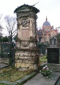 GuentherZ 2010-01-02 4026 Evangelischer Friedhof Wilhelm Hellwag.jpg
