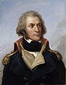Il generale francese Guillaume Brune, comandante in Svizzera, Italia e Paesi Bassi.
