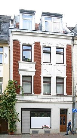 Gumprechtstraße in Köln
