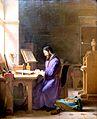 Gutenberg inventant l'imprimerie-Jean-Antoine Laurent-MBA Lyon 2014 02.jpeg