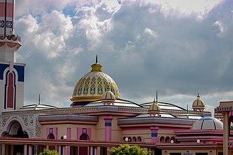 Barisal District - Image: Guthiya mosque Ri palash 03