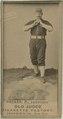Guy Hecker, Louisville Colonels, baseball card portrait LCCN2008675102.tif