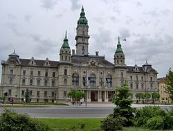 Győr-City hall.JPG
