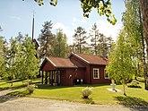 Fil:Hörnsjö skogskapell Nordmaling 09.JPG