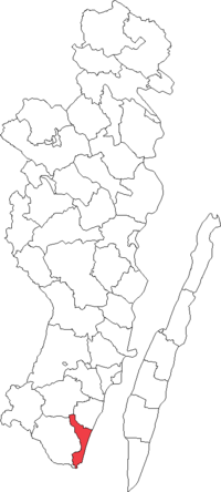 Söderåkra landskommune i Kalmar amt