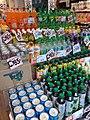 HK 灣仔 Wan Chai 春園街 Spring Garden Lane Japan Home Centre goods drink September 2019 SSG 03.jpg