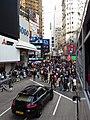HK CWB 銅鑼灣 Causeway Bay tram view 軒尼詩道 Hennessy Road February 2019 SSG SOGO crossway visitors.jpg