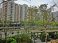HK Hung Hom South Road 紅磡南道 Rest Garden view Hung Hom Bay Centre 13-Mar-2013.JPG